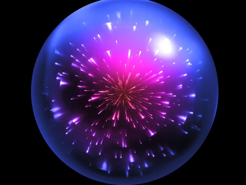 Glowing Magic Gl Orb Free